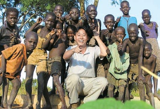 Xin đừng khóc thương tôi, Sudan (Don't Cry for Me Sudan - 2010)