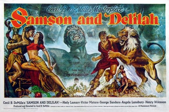 Phim Công Giáo: Samson và Delilah (1949) - Thuyết Minh