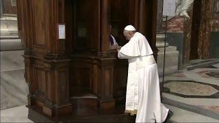 Thế giới nhìn từ Vatican 12/03 - 18/03/2015: Năm Thánh Từ Bi