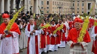 Thế giới nhìn từ Vatican 11/04 - 17/04/2014: Khai mạc Tuần Thánh tại Vatican và Jerusalem