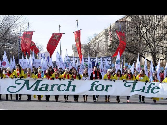 Thế giới nhìn từ Vatican 26/01 - 01/02/2017: Cuộc tuần hành phò sự sống lớn nhất hành tinh