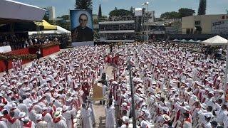 Thế giới nhìn từ Vatican 21/05 - 27/05/2015:  Chân phước Tổng Giám mục Oscar Romero