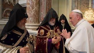 Thế giới nhìn từ Vatican 09/04 - 15/04/2015: Tưởng niệm 100 năm tội ác diệt chủng người Armenia
