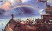 Con tàu Nô-e (Lụt đại hồng thủy) | Noah's Ark | 1999