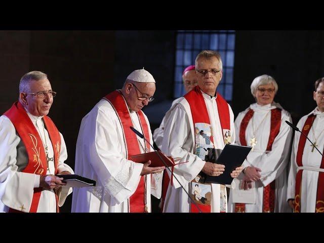 Thế giới nhìn từ Vatican 27/10 - 02/11/2016: Triển vọng Tin Lành Luther hiệp thông với Công Giáo
