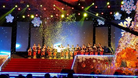 Trực tuyến Thánh ca: Đêm Thánh, Đêm lung linh tình mến - TGP Sài Gòn