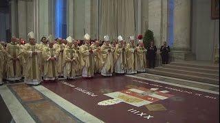 Thế giới nhìn từ Vatican 30/01 - 04/02/2015