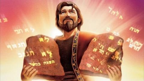 Hoạt hình 3D: Mười Điều Răn