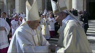 Thánh lễ kết thúc Thượng Hội Đồng và tôn phong Chân phước cho ĐGH Phaolô VI