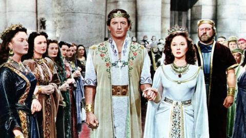 Vua David và bà Bathsheba