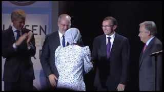 Cao ủy Tị nạn Liên Hiệp Quốc vinh danh nữ tu Công giáo anh hùng