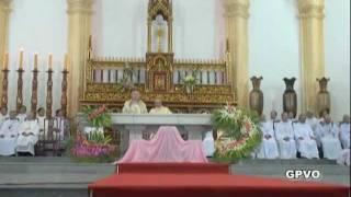 Đức TGM Leopoldo Girelli thăm mục vụ tại Giáo hạt Văn Hạnh (Hà Tĩnh)