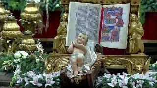 Thế giới nhìn từ Vatican 19/12 - 25/12/2014: Lễ Vọng Giáng Sinh tại Vatican