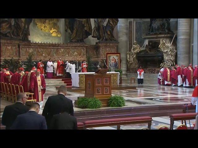 Thế giới nhìn từ Vatican 03/11 - 09/11/2016: ĐTC nói về vấn đề phong chức linh mục cho nữ giới