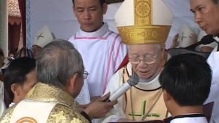 Thánh lễ tấn phong ĐGM Phaolô Nguyễn Thái Hợp - 23/7/2010
