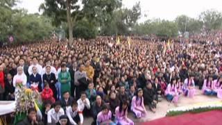 Đức TGM Leopoldo Girelli cử hành Thánh lễ đại trào tại Linh địa Trại Gáo