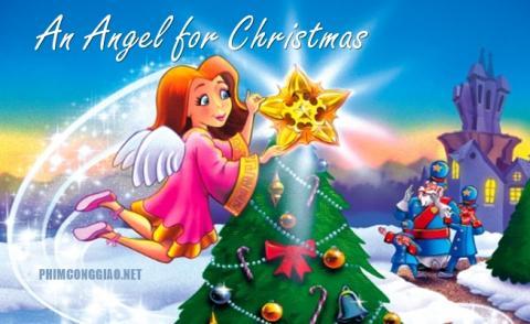 Hoạt hình: Thiên thần Mùa Giáng Sinh