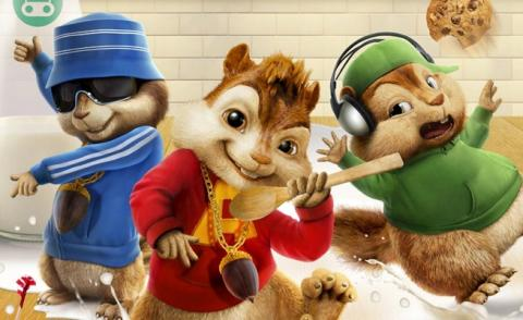 Sóc siêu quậy 1 (Alvin and the Chipmunks - 2007)