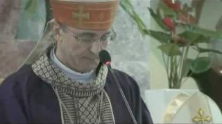 Đức TGM Leopoldo Girelli cử hành Thánh lễ CN tại Nhà thờ chính tòa Xã Đoài